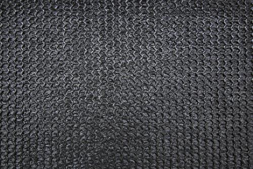 Malla sombra Raschel 90% negra